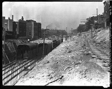 Rapid Transit Photographs -- Box 16, Folder 12 (September 8, 1921 - September 16, 1921) -- negative, 1921-09-16, 10:15 A.M.