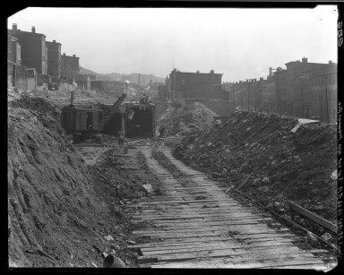 Rapid Transit Photographs -- Box 16, Folder 16 (September 28, 1921) -- negative, 1921-09-28, 10:06 A.M.