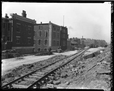 Rapid Transit Photographs -- Box 16, Folder 19 (October 14, 1921) -- negative, 1921-10-14, 10:20 A.M.