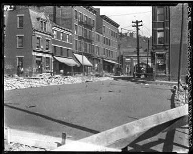 Rapid Transit Photographs -- Box 16, Folder 19 (October 14, 1921) -- negative, 1921-10-14, 10:55 A.M.