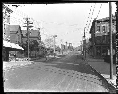 Rapid Transit Photographs -- Box 16, Folder 22 (October 21, 1921 - October 24, 1921) -- negative, 1921-10-24, 2:17 P.M.