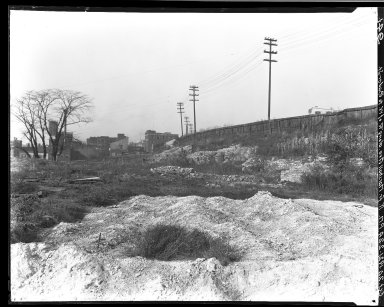 Rapid Transit Photographs -- Box 16, Folder 23 (October 24, 1921 - October 29, 1921) -- negative, 1921-10-24, 2:24 P.M.