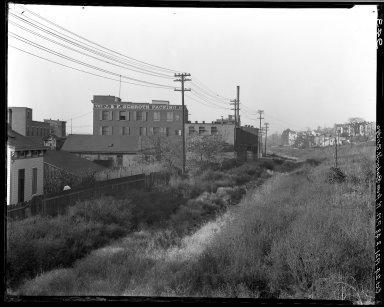 Rapid Transit Photographs -- Box 16, Folder 23 (October 24, 1921 - October 29, 1921) -- negative, 1921-10-24, 2:48 P.M.