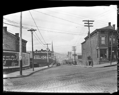 Rapid Transit Photographs -- Box 16, Folder 24 (November 2, 1921 - November 3, 1921) -- negative, 1921-11-02, 10:26 A.M.