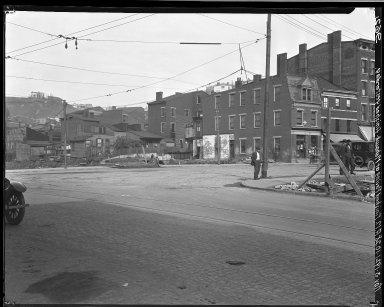 Rapid Transit Photographs -- Box 16, Folder 25 (November 3, 1921) -- negative, 1921-11-03, 10:28 A.M.