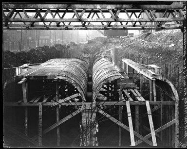 Rapid Transit Photographs -- Box 16, Folder 29 (November 15, 1921 - November 22, 1921) -- negative, 1921-11-15, 10:22 A.M.