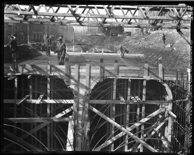 Rapid Transit Photographs -- Box 16, Folder 29 (November 15, 1921 - November 22, 1921) -- negative, 1921-11-22, 10:29 A.M.