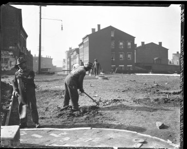 Rapid Transit Photographs -- Box 16, Folder 30 (November 22, 1921 - December 1, 1921) -- negative, 1921-11-22, 11:40 A.M.