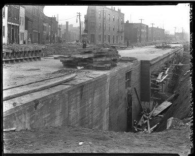 Rapid Transit Photographs -- Box 16, Folder 31 (December 1, 1921 - December 10, 1921) -- negative, 1921-12-01, 2:38 P.M.