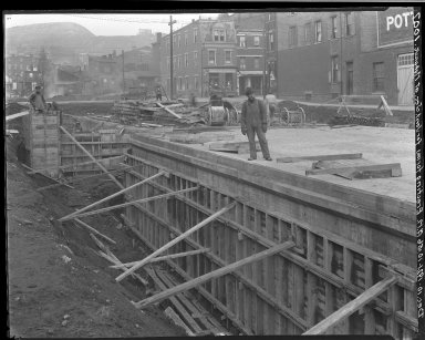 Rapid Transit Photographs -- Box 16, Folder 31 (December 1, 1921 - December 10, 1921) -- negative, 1921-12-10, 10:56 A.M.