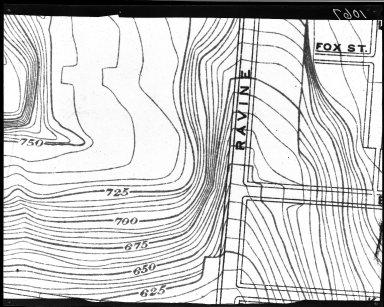 Rapid Transit Photographs -- Box 17, Folder 02 (Feb 24, 1922 and no date) -- negative, 1922