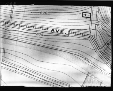 Rapid Transit Photographs -- Box 17, Folder 03 (no date) -- negative, 1922