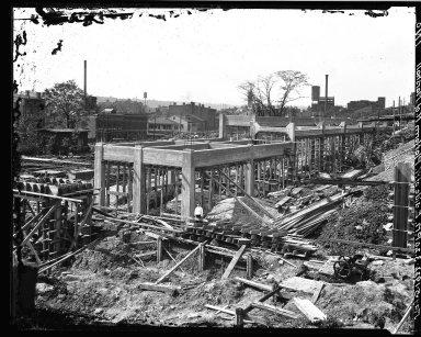 Rapid Transit Photographs -- Box 17, Folder 07 (Apr 28, 1922 - May 5, 1922) -- negative, 1922-05-05, 3:20 P.M.