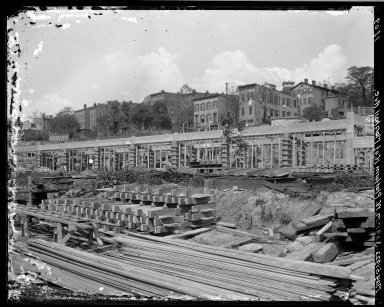Rapid Transit Photographs -- Box 17, Folder 07 (Apr 28, 1922 - May 5, 1922) -- negative, 1922-05-05, 3:09 P.M.