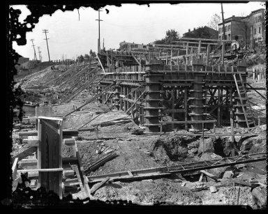 Rapid Transit Photographs -- Box 17, Folder 07 (Apr 28, 1922 - May 5, 1922) -- negative, 1922-04-28, 2:55 P.M.