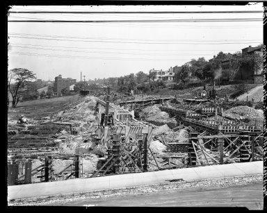 Rapid Transit Photographs -- Box 17, Folder 10 (May 13, 1922 - May 19, 1922) -- negative, 1922-05-13, 10:49 A.M.
