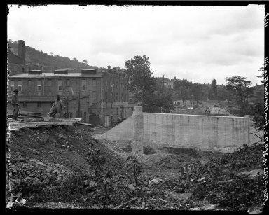 Rapid Transit Photographs -- Box 17, Folder 11 (May 19, 1922 - May 27, 1922) -- negative, 1922-05-19, 10:38 A.M.