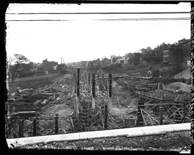 Rapid Transit Photographs -- Box 17, Folder 11 (May 19, 1922 - May 27, 1922) -- negative, 1922-05-19, 10:04 A.M.