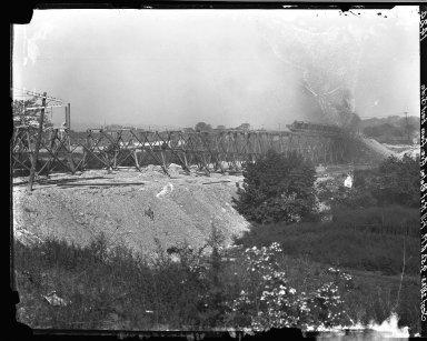 Rapid Transit Photographs -- Box 17, Folder 22 (September 21, 1922 - October 24, 1922) -- negative, 1922-09-28, 9:52 A.M.