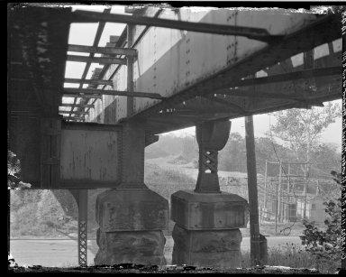 Rapid Transit Photographs -- Box 17, Folder 23 (October 24, 1922 - November 9, 1922) -- negative, 1922-10-24, 11:03 A.M.