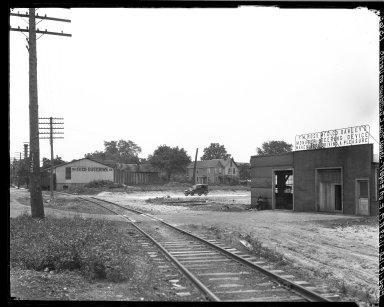 Rapid Transit Photographs -- Box 17, Folder 29 (May 19, 1924) -- negative, 1924-05-19, 11:09 A.M.