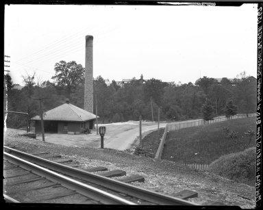 Rapid Transit Photographs -- Box 17, Folder 30 (May 19, 1924 - May 24, 1924) -- negative, 1924-05-19, 11:40 A.M.