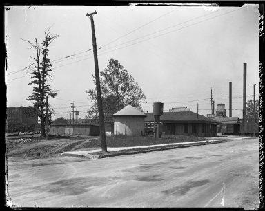 Rapid Transit Photographs -- Box 17, Folder 30 (May 19, 1924 - May 24, 1924) -- negative, 1924-05-21, 11:18 A.M.