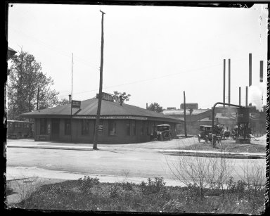 Rapid Transit Photographs -- Box 17, Folder 31 (May 21, 1924) -- negative, 1924-05-21, 11:25 A.M.