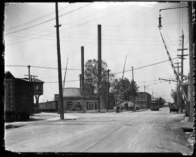 Rapid Transit Photographs -- Box 17, Folder 31 (May 21, 1924) -- negative, 1924-05-21, 11:32 A.M.