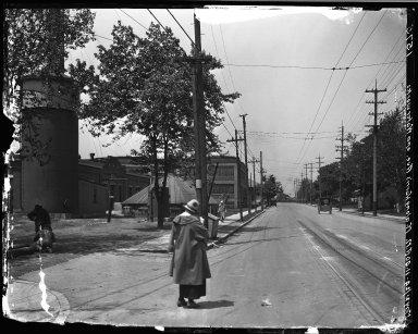 Rapid Transit Photographs -- Box 17, Folder 31 (May 21, 1924) -- negative, 1924-05-21, 11:40 A.M.