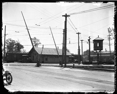 Rapid Transit Photographs -- Box 17, Folder 31 (May 21, 1924) -- negative, 1924-05-21, 11:45 A.M.