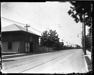 Rapid Transit Photographs -- Box 17, Folder 31 (May 21, 1924) -- negative, 1924-05-21, 11:52 A.M.