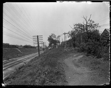 Rapid Transit Photographs -- Box 18, Folder 01 (May 21, 1924 - May 22, 1924) -- negative, 1924-05-21, 12:03 P.M.
