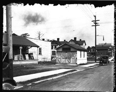 Rapid Transit Photographs -- Box 18, Folder 02 (May 22, 1924 - May 23, 1924) -- negative, 1924-05-23, 9:52 A.M.