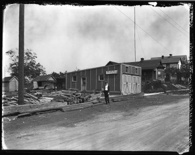 Rapid Transit Photographs -- Box 18, Folder 03 (May 23, 1924, June 14, 1924) -- negative, 1924-05-23, 10:03 A.M.