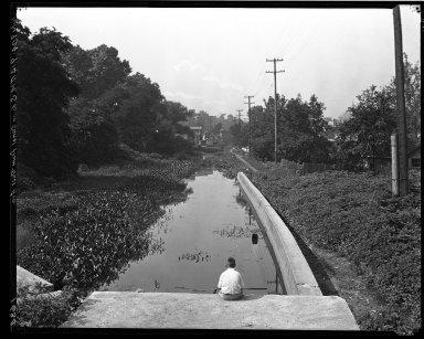 Rapid Transit Photographs -- Box 18, Folder 09 (July 9, 1924) -- negative, 1924-07-09, 9:14 A.M.