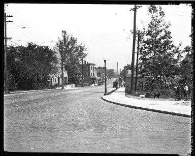 Rapid Transit Photographs -- Box 18, Folder 09 (July 9, 1924) -- negative, 1924-07-09, 10:01 A.M.