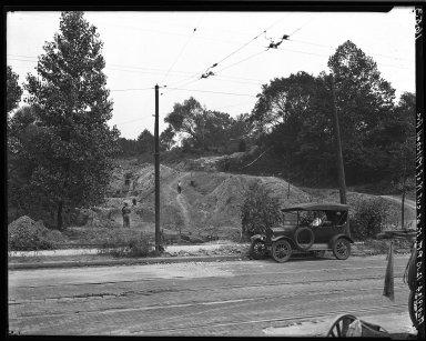 Rapid Transit Photographs -- Box 18, Folder 12 (August 19, 1924 - August 26, 1924) -- negative, 1924-08-19, 12:10 P.M.