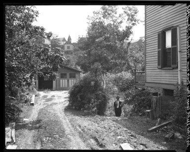 Rapid Transit Photographs -- Box 18, Folder 23 (July 27, 1925) -- negative, 1925-07-27, 2:20 P.M.
