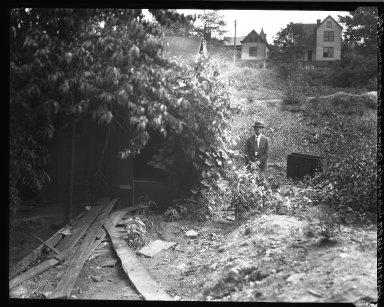 Rapid Transit Photographs -- Box 18, Folder 24 (July 27, 1924 - August 29, 1925) -- negative, 1925-07-27, 3:03 P.M.