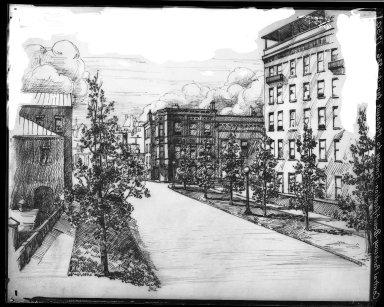 Rapid Transit Photographs -- Box 18, Folder 26 (January 10, 1926) -- negative, 1926-01-10