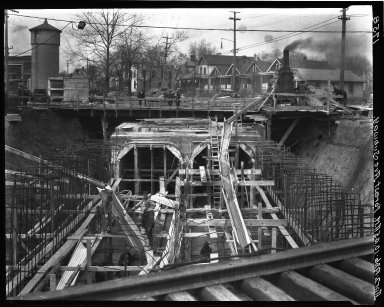 Rapid Transit Photographs -- Box 18, Folder 27 (January 10, 1926 - June 3, 1926) -- negative, 1926-04-02, 10:45 A.M.