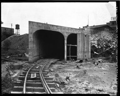 Rapid Transit Photographs -- Box 18, Folder 28 (June 3, 1926 - August 10, 1926) -- negative, 1926-06-03, 2:35 P.M.