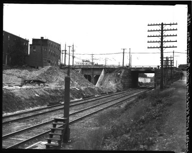 Rapid Transit Photographs -- Box 18, Folder 28 (June 3, 1926 - August 10, 1926) -- negative, 1926-06-03, 2:50 A.M.