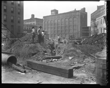 Rapid Transit Photographs -- Box 18, Folder 29 (August 10, 1926 - September 10, 1926) -- negative, 1926-08-10, 2:17 P.M.