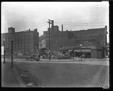 Rapid Transit Photographs -- Box 18, Folder 29 (August 10, 1926 - September 10, 1926) -- negative, 1926-08-10, 2:30 P.M.
