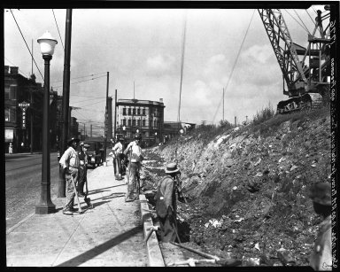 Rapid Transit Photographs -- Box 18, Folder 30 (September 10, 1926 - September 15, 1926) -- negative, 1926-09-10, 10:40 A.M.