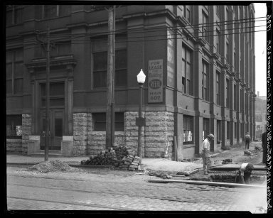 Rapid Transit Photographs -- Box 18, Folder 33 (September 17, 1926) -- negative, 1926-09-17, 10:36 A.M.