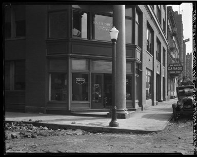 Rapid Transit Photographs -- Box 18, Folder 40 (September 24, 1926) -- negative, 1926-09-24, 9:43 A.M.