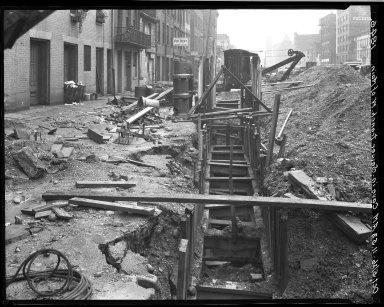 Rapid Transit Photographs -- Box 18, Folder 41 (September 24, 1926 - October 5, 1926) -- negative, 1926-10-05, 11:52 A.M.
